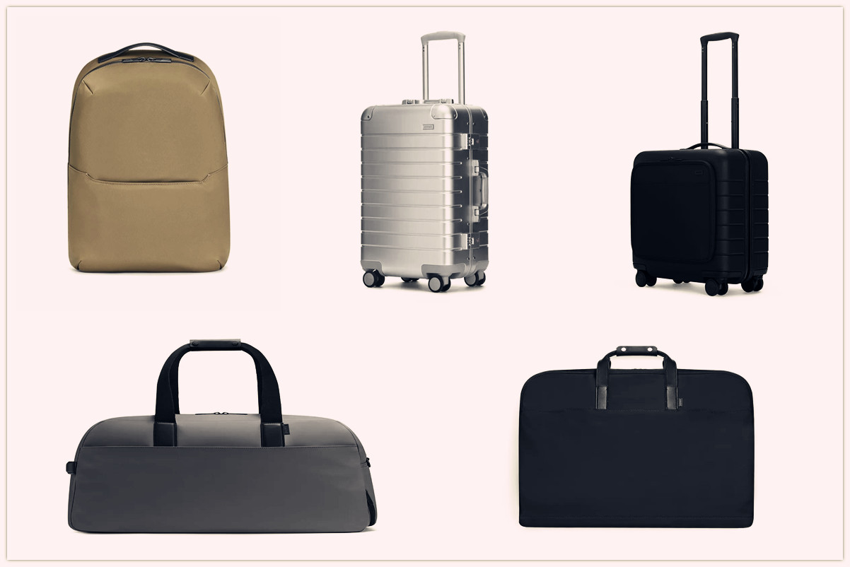 7 Suitcases And Bags To Organise Your Travel