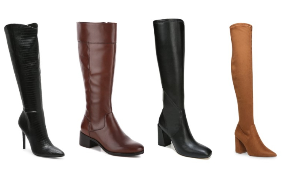 10 Sexiest Over the Knee Boots You Need in Your Closet