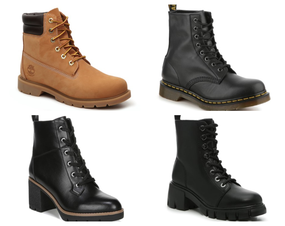9 Combat Boots for the Boss Babes