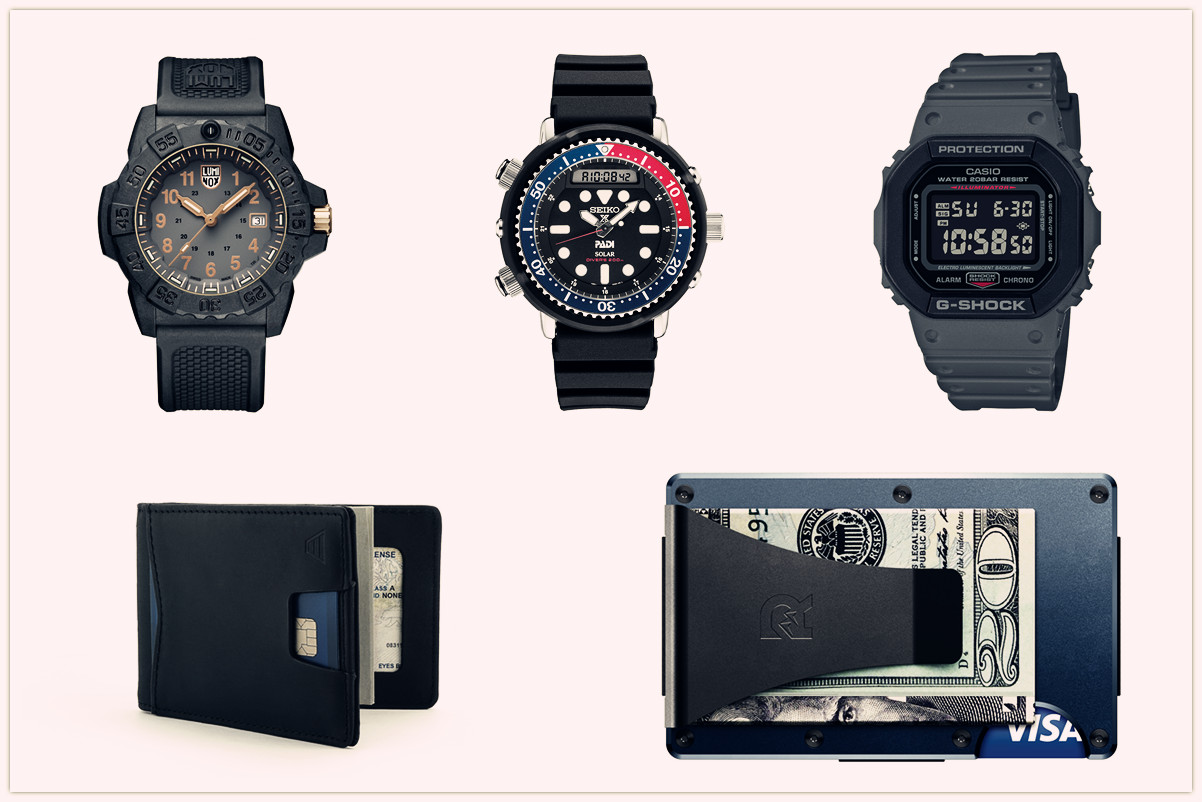 The 7 Most Elegant Watches And Wallets For Men